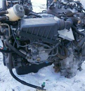Двигатель (ДВС) Honda Logo