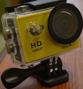 Экшен-камера SJCAM sj4000, Wi-Fi Гарантия