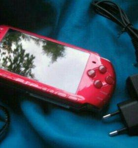 Отличная PSP 3008 и 16 игр
