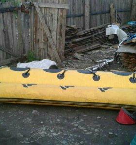 Водный аттракцион - банан