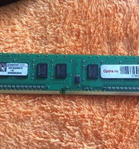 Kingston 2 GB DDR3 1333 MHz