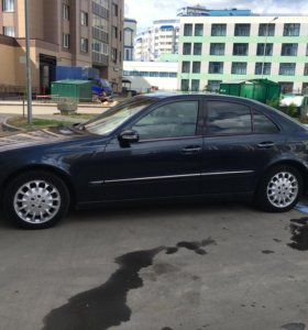 Mercedes-Benz E-класс AMG 1.8 AT, 2004 седан