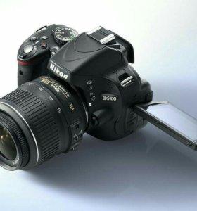 📷фотоаппарат Nikon d 5100