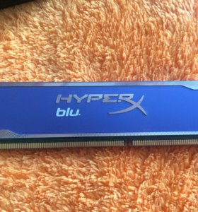 Kingston HyperX 1 GB DDR3 1333 MHz