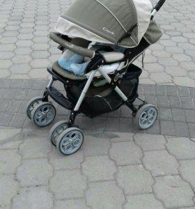 Прогулочная коляска капелла