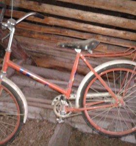"""Продам велосипед """"школьник""""."""