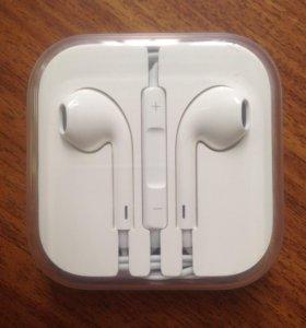 Наушники apple(earpods)