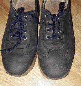 Топсайдеры ботинки
