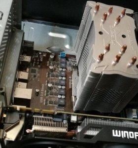 Процессор AMD FX-8350 + мат.плат ASUS M5A97LE R2.0