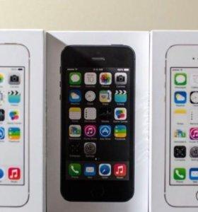Apple iPhone 5s с LTE и Touch ID