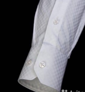 Мужская приталенная рубашка от Franttini