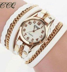 часы браслет женские
