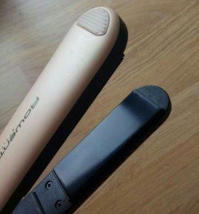 Утюжок для выпрямления волос Rowenta