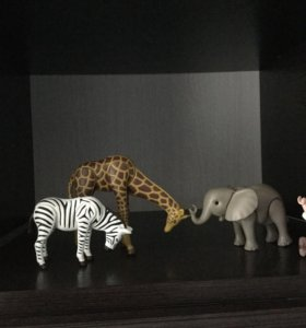 Животные playmobil