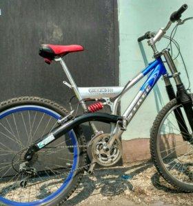 Продам велосипед (возможен торг)