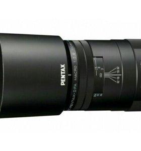Pentax DA 100mm f2.8 WR macro