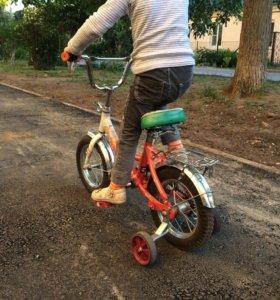Детский велосипед,  СРОЧНО