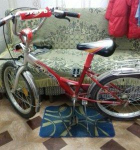 Велосипед подросковый для девочки