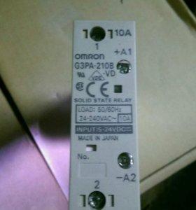 Твердотельное реле OMRON G3PA-210B