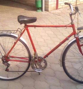 Велосипед Европа (немец.)