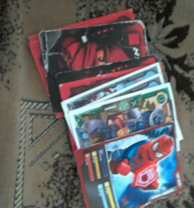 Карточки и нексо сила