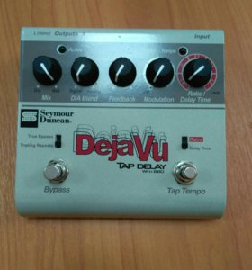 Seymour Dunkan DejaVu tap delay