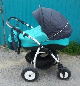 Детская коляска Индиго 2 в 1