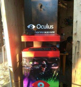 Очки виртуальная реальность Oculus