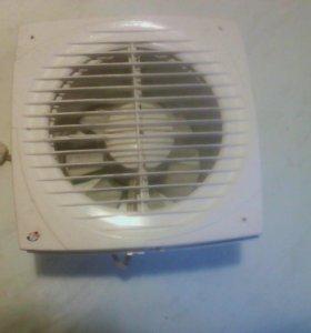 Вытяжка вентиляция электрическая