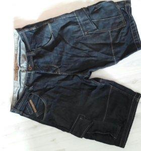 Шорты джинсовые 36 р
