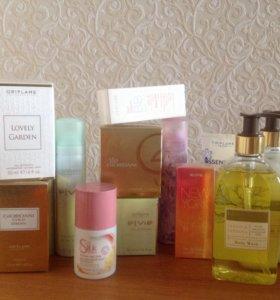 Косметика, парфюм