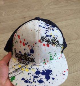 Новая кепка Benetton