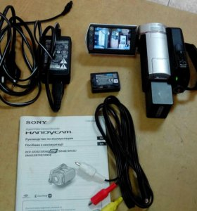 Цифровая видеокамера Sony DCR-SR45