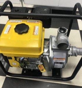 Бензиновая Мотопомпа Hammer MTP4000