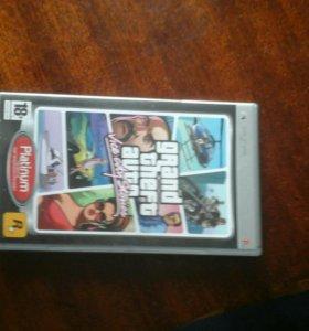 Игра для псп GTA Vice City Stories+10 чит-кодов