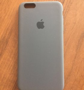 Apple Силиконовый чехол для iPhone 6 Plus/6s Plus