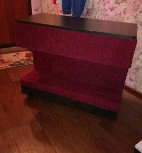 2 в 1 Столик-подставка