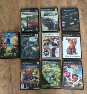 Игры на PlayStation2