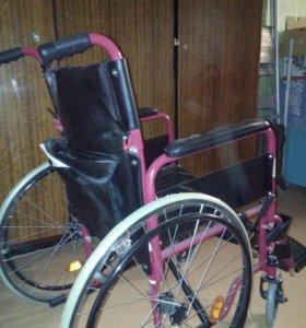 Инвалидная мех.Коляска