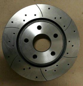 Передние тормозные диски для ГрандЧероки 2005-2010
