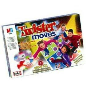 Игра Твистер Танцевальный Hasbro (Хасбро)