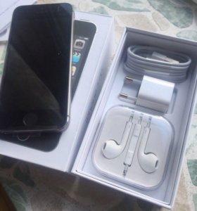 Продаю iPhone 5s на 16 gb