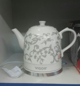 Керамический электричкий чайник