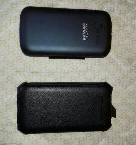 Чехлы для Alcatel OneTouch pop S5