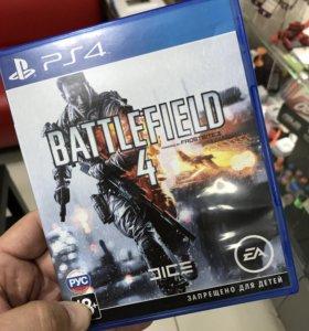 PS4 Battlefield