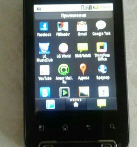 LG-P350 андроид