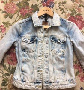 """Джинсовая куртка из магазина """"Colin's Jeans"""""""
