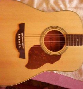 Crafter ак гитара