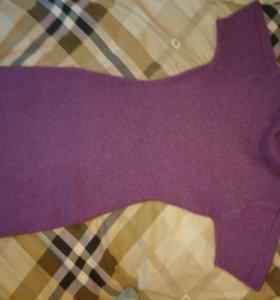 Платье из ангоры 42-44р-р