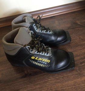 Лыжные ботинки Larsen 36 размер